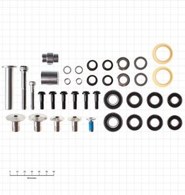 Kona Bushing Rebuild Kit BC#4 2009-2010