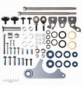 Kona Bushing Rebuild Kit DH#5 2005-2010
