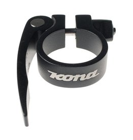 Kona Seat Clamp Deluxe QR 34.9mm