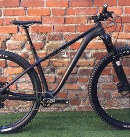Kona Honzo CR Trail DL (Carbon) Demo 2017 Matt Carbon M