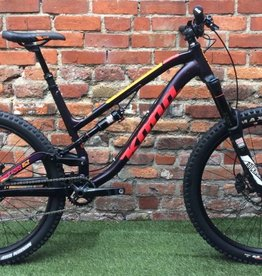 Kona Process 153 DL Red 2016 Demo XL