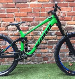 Kona Supreme Operator 2017 Demo Bike XL
