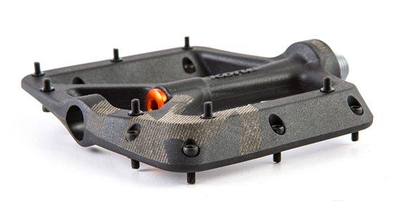 Kona Wah Wah Plastic Pedal Black