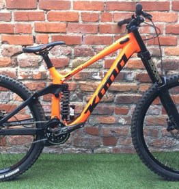 Kona Operator DL 2017 Demo Bike L