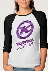 Kona T-Shirt Woman Camo