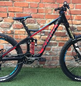 Kona Operator 2015 Demo Bike, Red, M