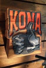 Kona Wood sign