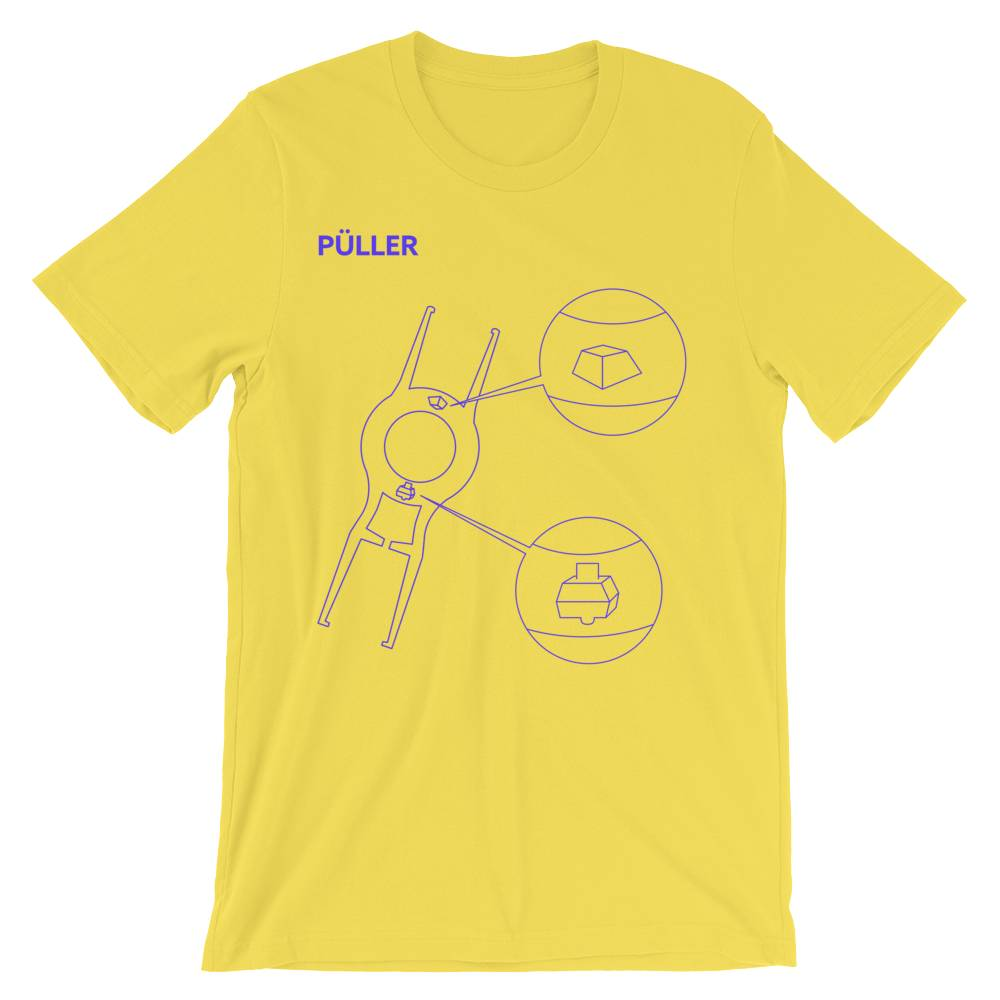 Wooting Puller shirt