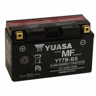 Yuasa Yuasa Motorrad Batterie YT7B-BS