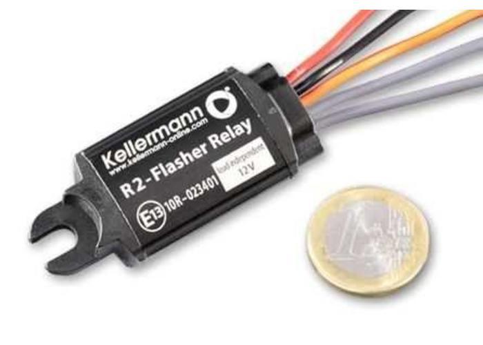 Kellermann Flasher Relay R2