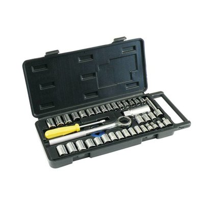 Toolkit Wrench Set 40-Pieces