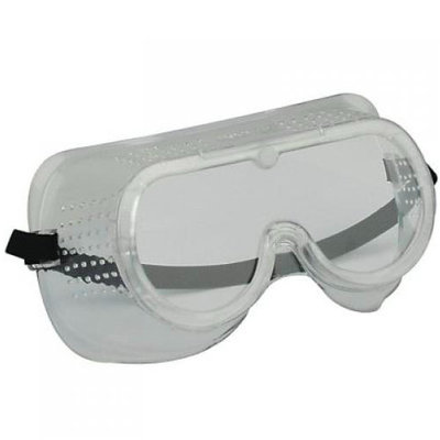 Mannesmann Mannesmann Safety glasses with CE approval