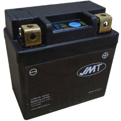JMT LFP01 Lithium Ion Accu met 120CCA