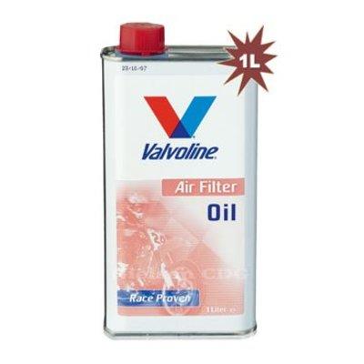 Valvoline 1 Ltr luchtfilter Olie