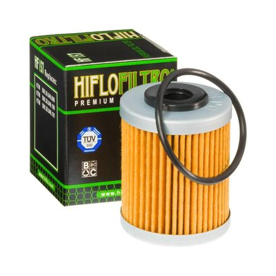 Hiflo HF157 Oliefilter