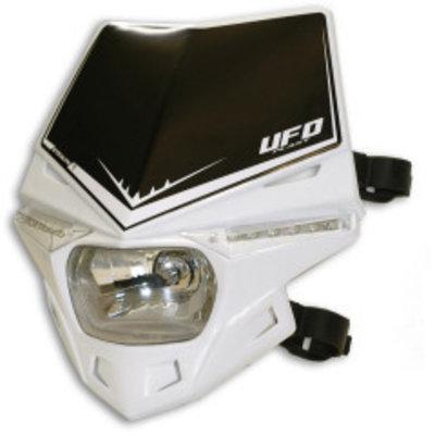 UFO Stealth Headlight Unit Hood White