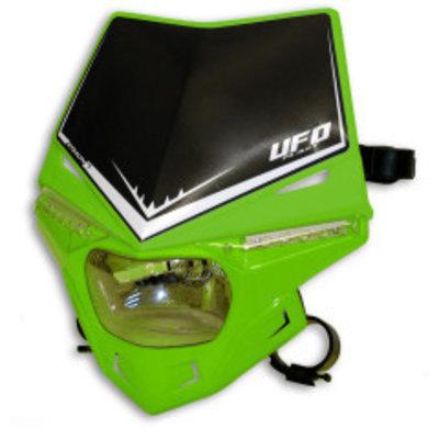 UFO Stealth Koplamp Unit Kap Groen