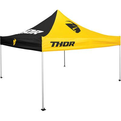 Thor Zelt Schwarz / Gelb 3 x 3 Meter