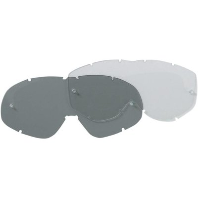 Moose Racing Replacement Lens Qualifier Clear
