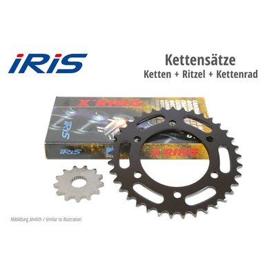 iRiS XR Chain Kit KTM 250 EXC