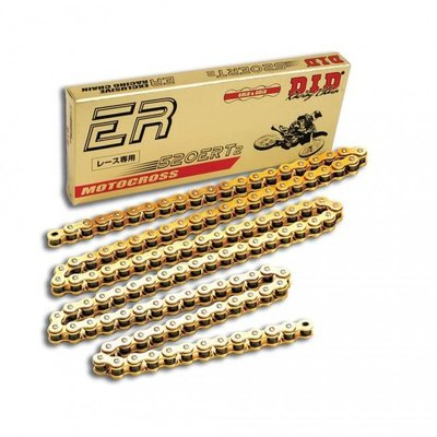 D.I.D 520 ERT2 Gold Racing Kette 118 Links