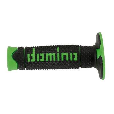 Domino Full Grip Handvatten Groen/Zwart