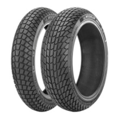 Michelin Power Supermoto Rain 120/75 R16.5 TL