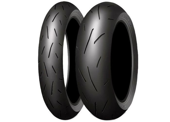 Dunlop Sportmax Alpha 13 110/80 R18 TL 58 W