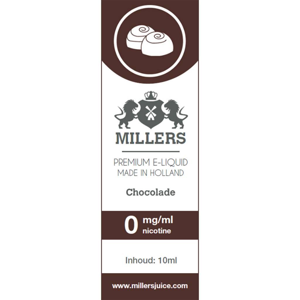 Chocolade Liquid