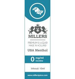 USA  Menthol (tabak) Liquid