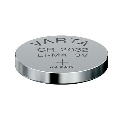 Varta Battery for transmitter Urifoon bedwetting alarm