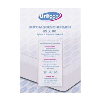 Urifoon Mattress protector with tuck-in flap