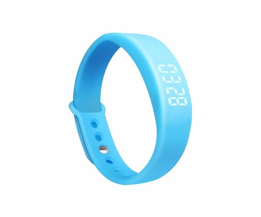 Reminder Watch U7 Blue With 7 Vibrating Alarm Moments Per Day For Only Eur 29