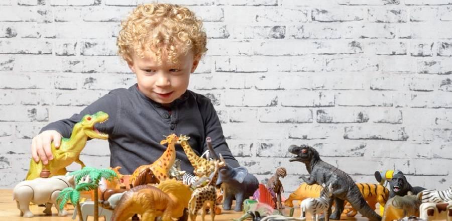 Dekbedovertrek Dinosaurus - Dekbedovertrekken & Zo