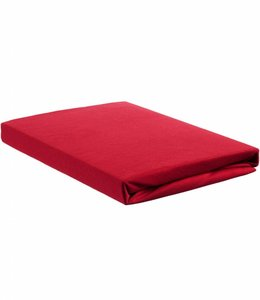 Beddinghouse Topper Hoeslaken Jersey Red
