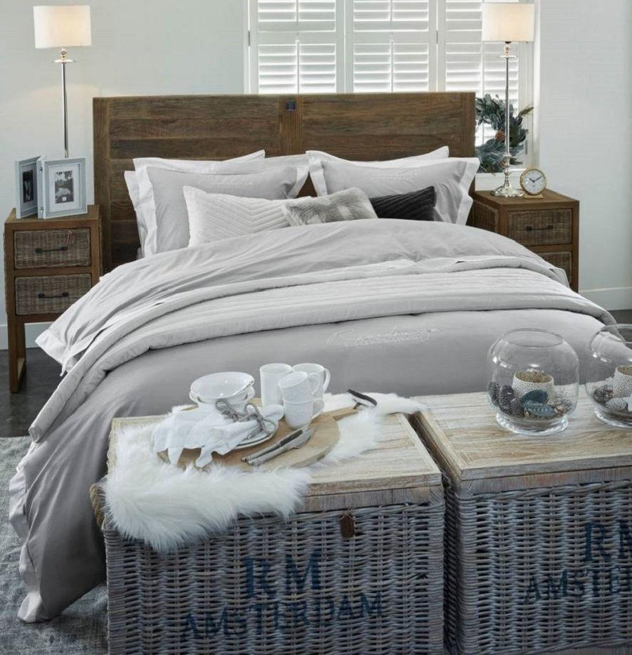 Tweepersoonsbed Lits Jumeaux.Je Bed Perfect Opmaken 6 Tips Van De Experts Dekbedovertrekken Zo