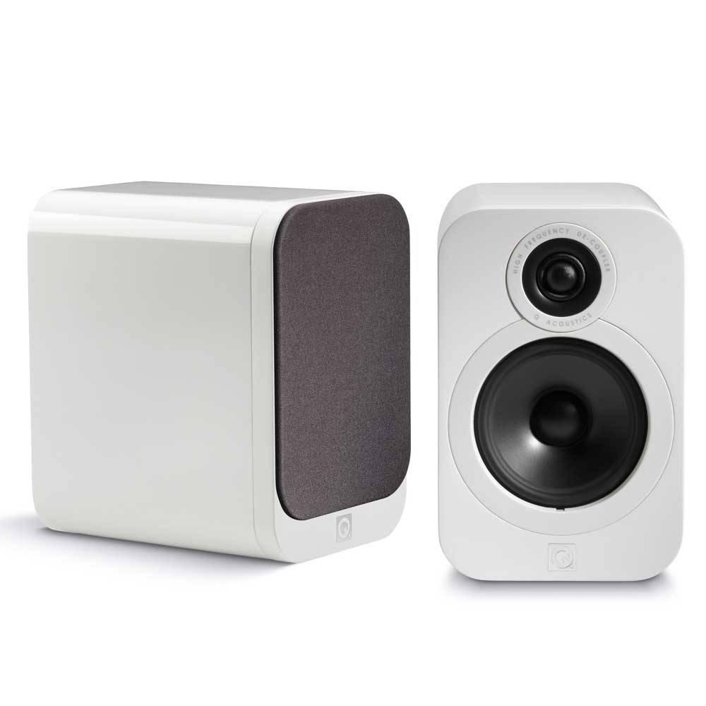 Q-Acoustics 3020 boekenplank speakers - Hificorner.nl