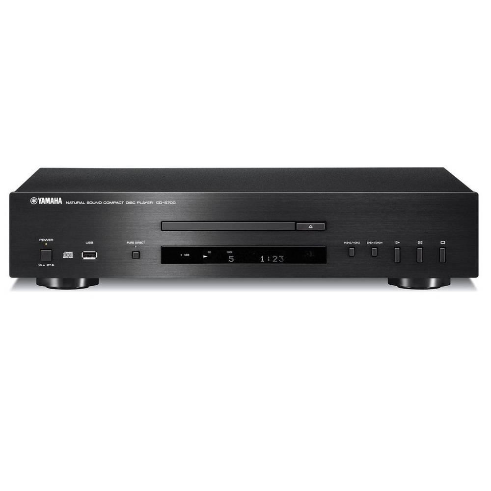 Yamaha CD-S700 Zwart