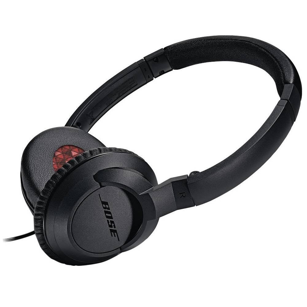 SoundTrue™ On-Ear Black