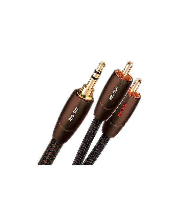 AudioQuest Big Sur (3.5mm naar RCA)