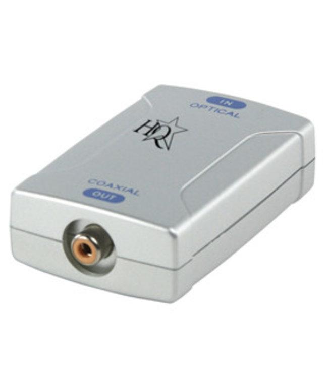 HQ Audio RCA-Toslink Converter