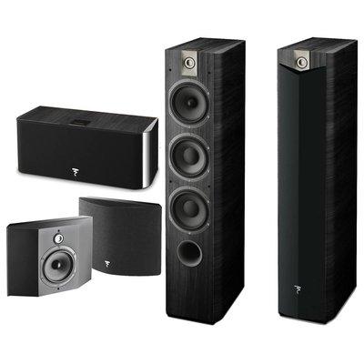 High End speakersystemen