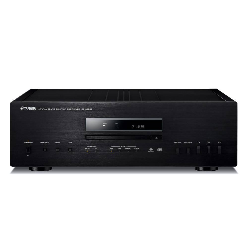CD-S3000 (zwart)
