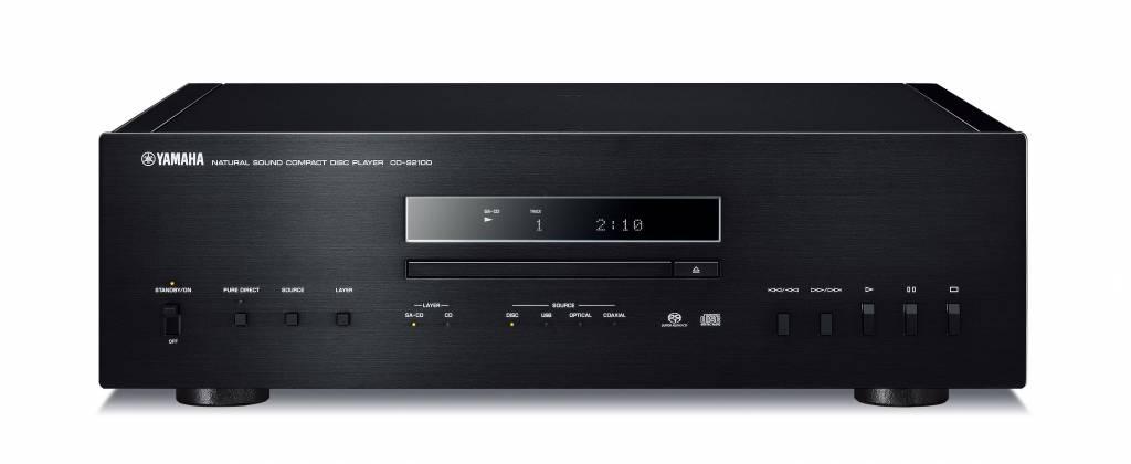 CD-S2100 (zwart)