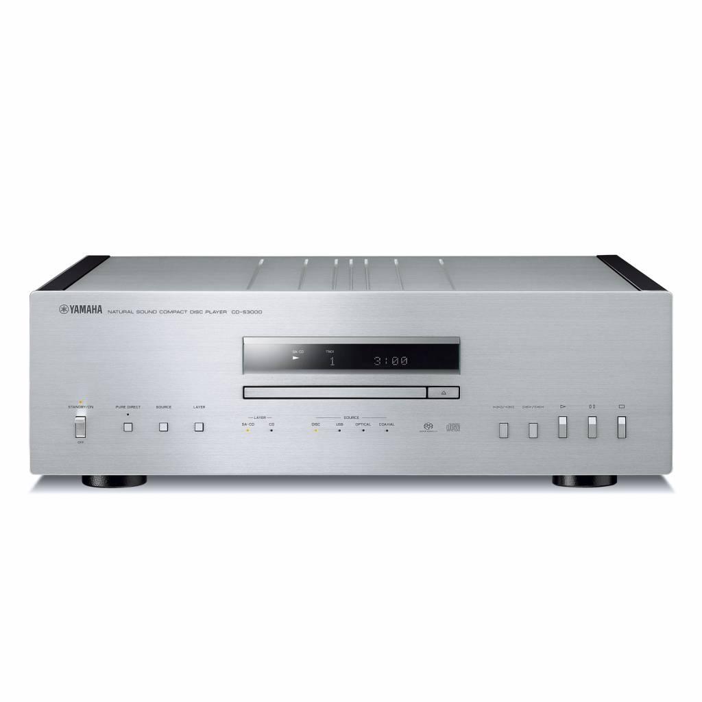 CD-S3000 (zilver)