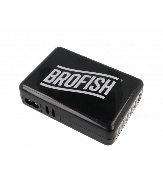 Brofish USB Wall Charger (6 poorts)