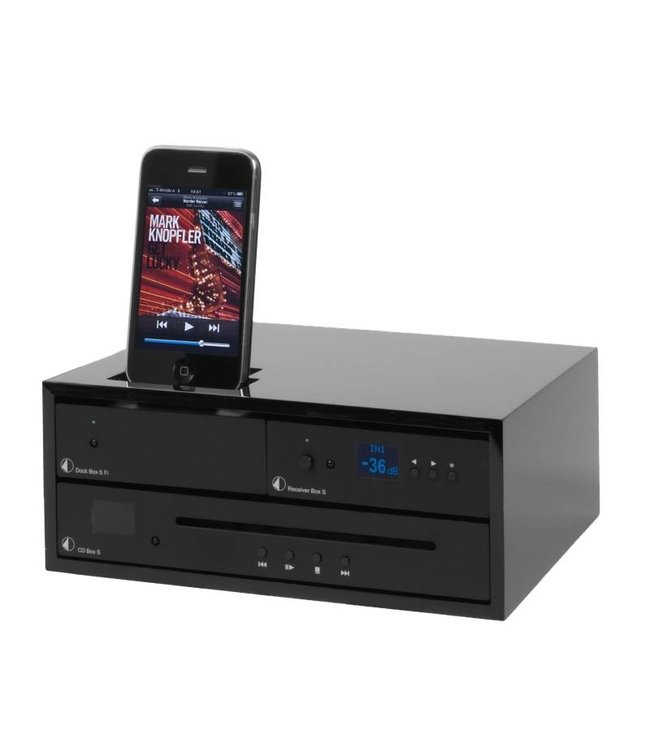 Pro-Ject Design Box 4 Acryl iP
