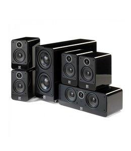 Q Acoustics 2000i + Denon AVR-X2300W