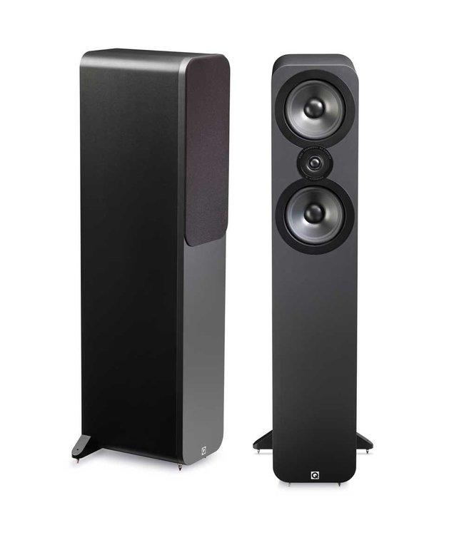 Q Acoustics 3050 vloerstaande speaker + NAD C326