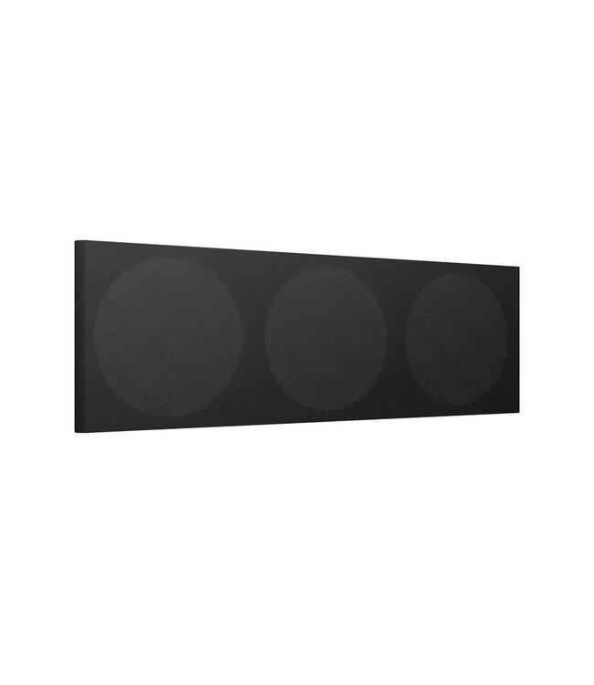KEF Q650c Black Cloth Grille